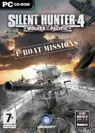 Descargar Silent Hunter 4 Wolves Of The Pacific Uboat Missions [English] por Torrent